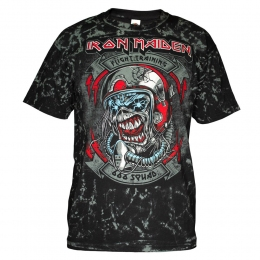 футболка IRON MAIDEN Flight Training full print