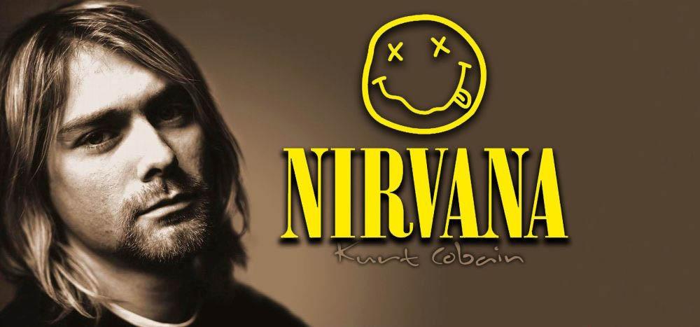 Чашка NIRVANA Kurt Cobain 2 0
