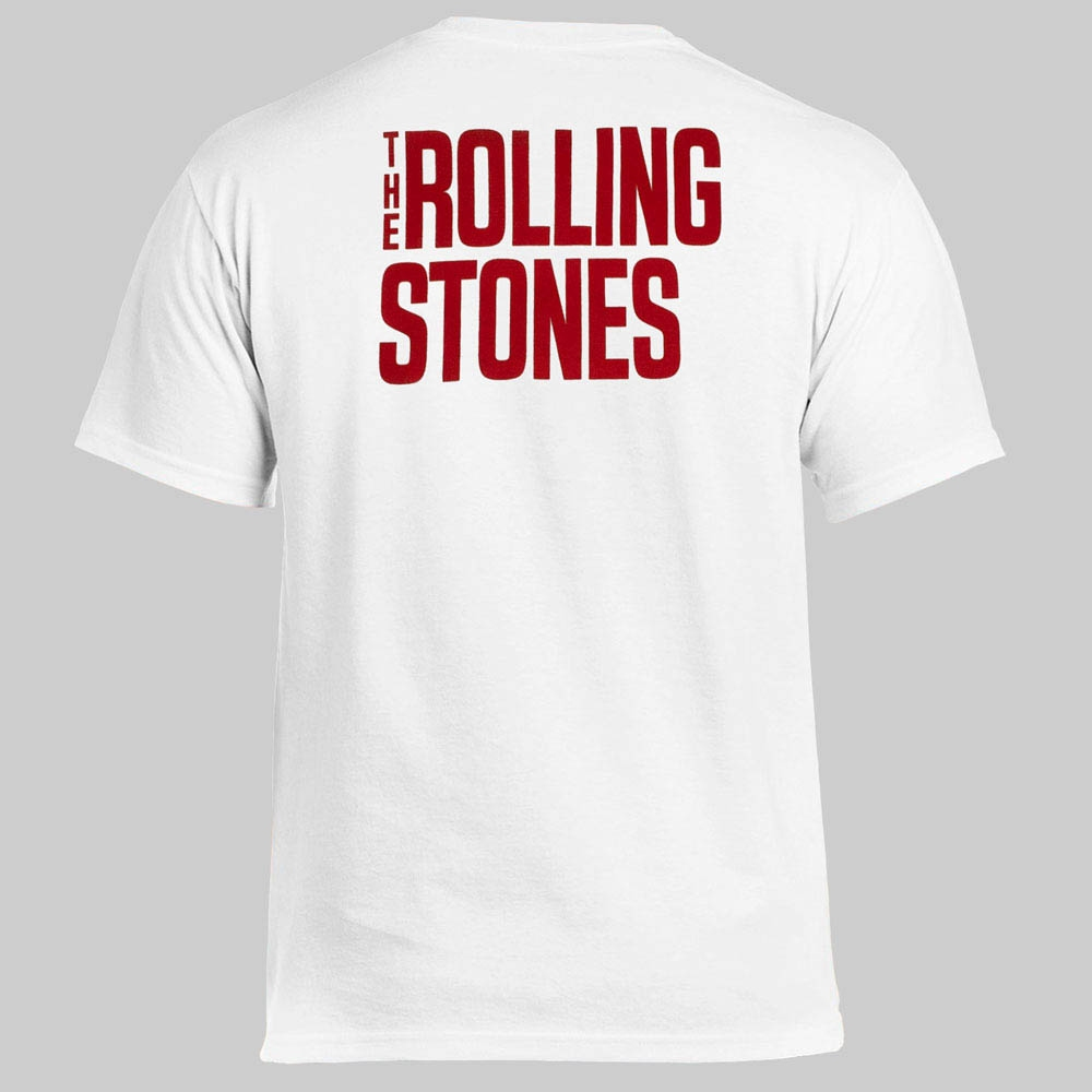 футболка ROLLING STONES Established 1962 белая 0