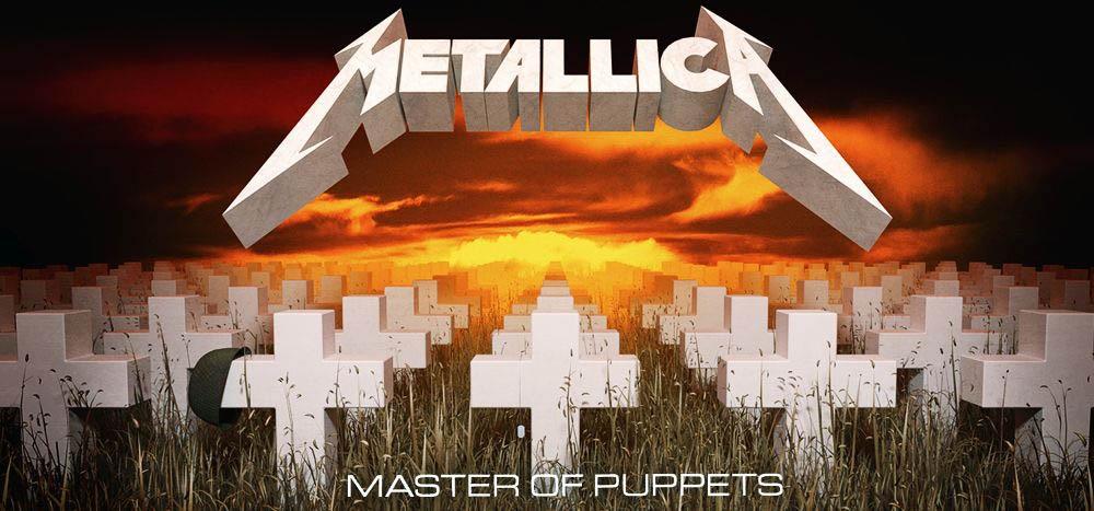 Чашка METALLICA Master Of Puppets 0