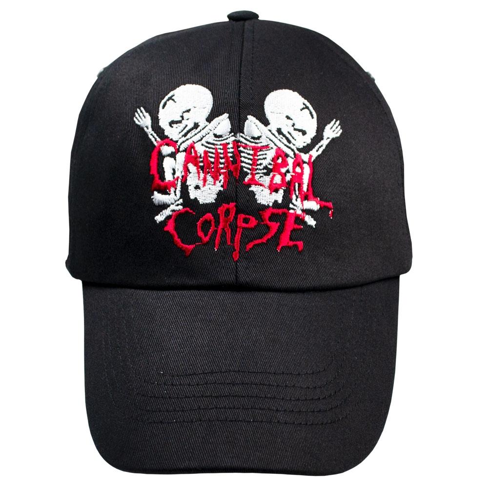 бейсболка CANNIBAL CORPSE Скелеты 0