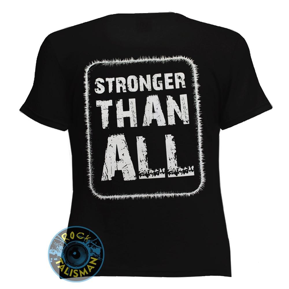 футболка женская PANTERA Stronger Than All 0