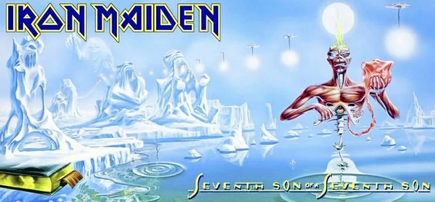 Чашка IRON MAIDEN Seventh Son of a Seventh Son 0