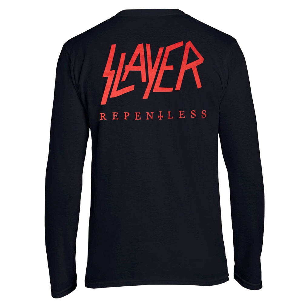 футболка длинный рукав SLAYER Repentless 0