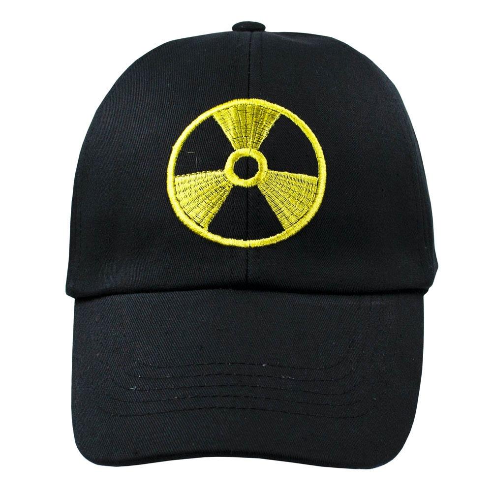 бейсболка Radioactive 0