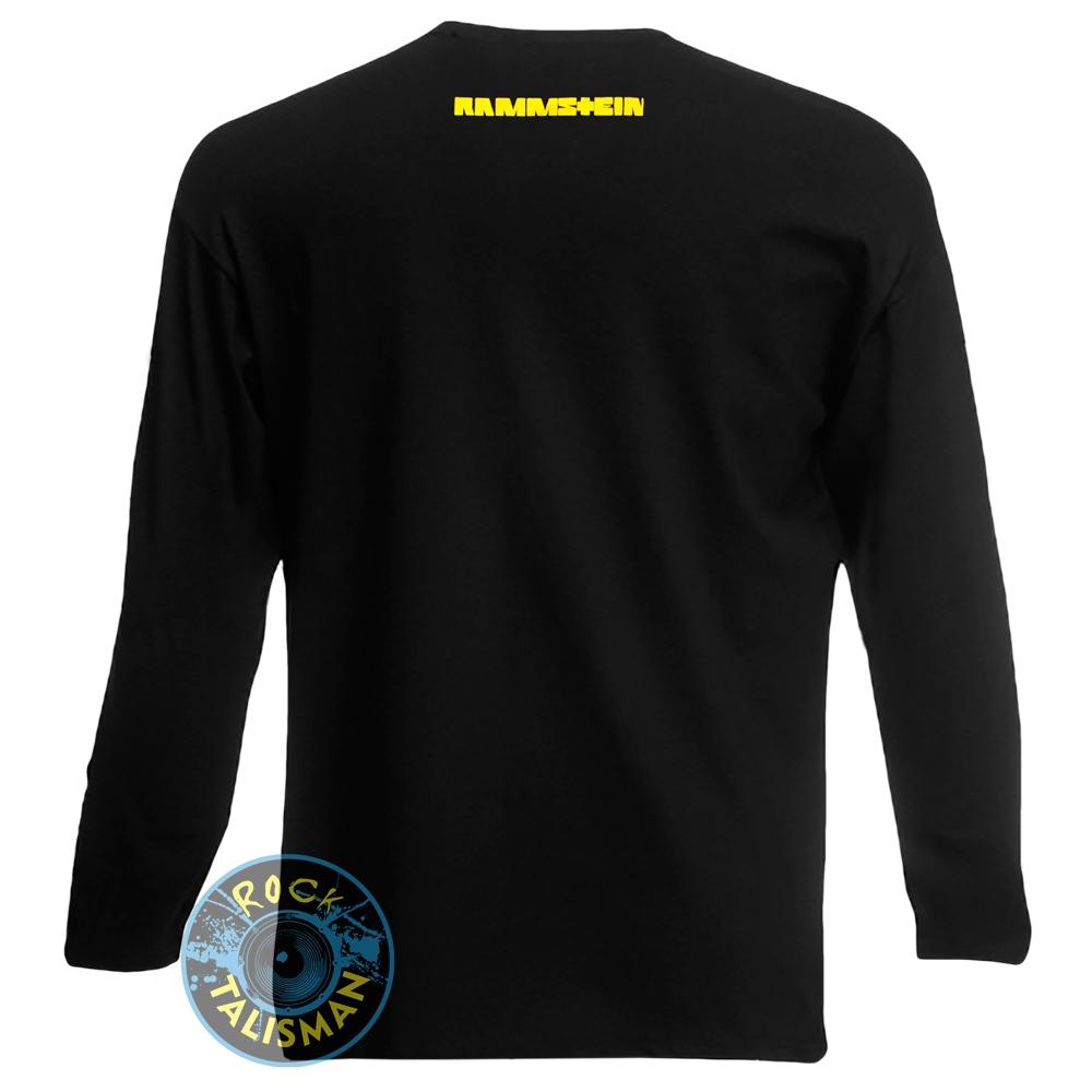 футболка длинный рукав RAMMSTEIN Deutschland 0