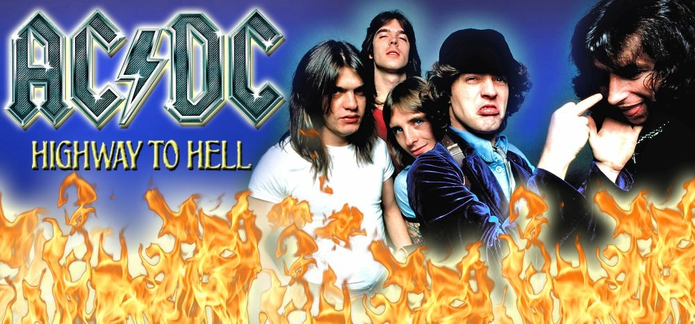 Чашка AC/DC Highway To Hell 0