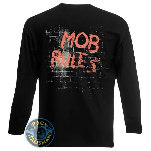 футболка длинный рукав BLACK SABBATH Mob Rules 0