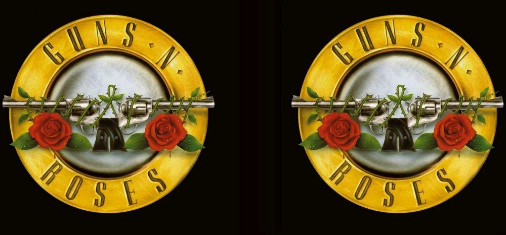 Чашка GUNS N' ROSES (logo) 0
