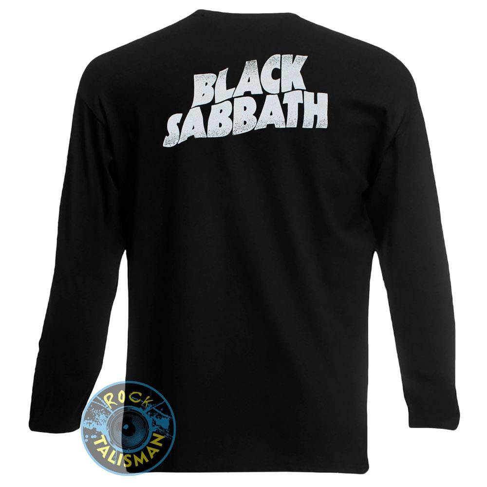 футболка длинный рукав BLACK SABBATH Never Say Die 2 Pilots 0