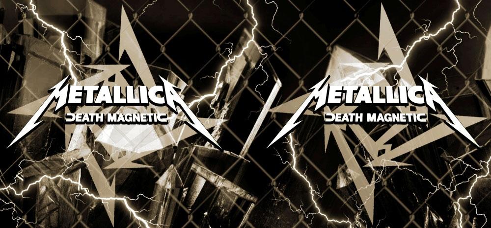 Чашка METALLICA Death Magnetic 0
