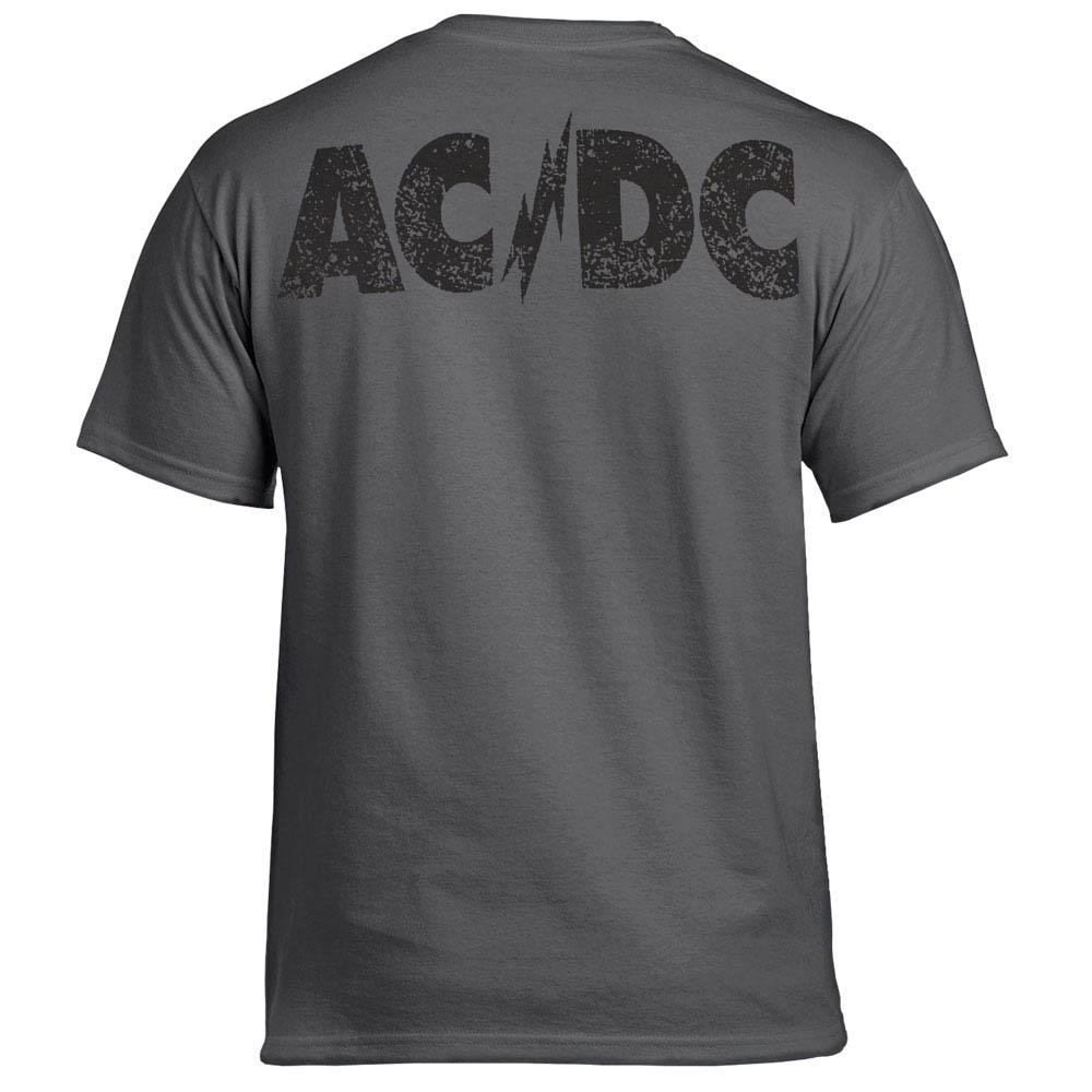футболка AC/DC Jailbreak графитовая 0