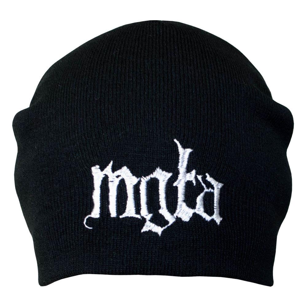 шапка бини с вышивкой MGLA 0
