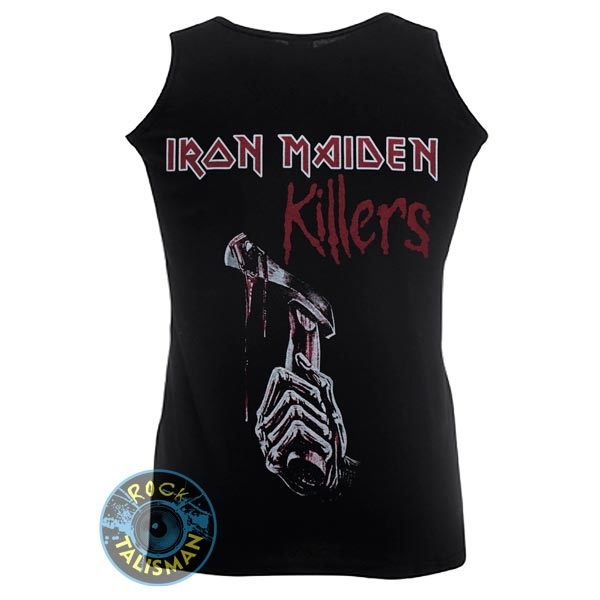 майка IRON MAIDEN Killers  0