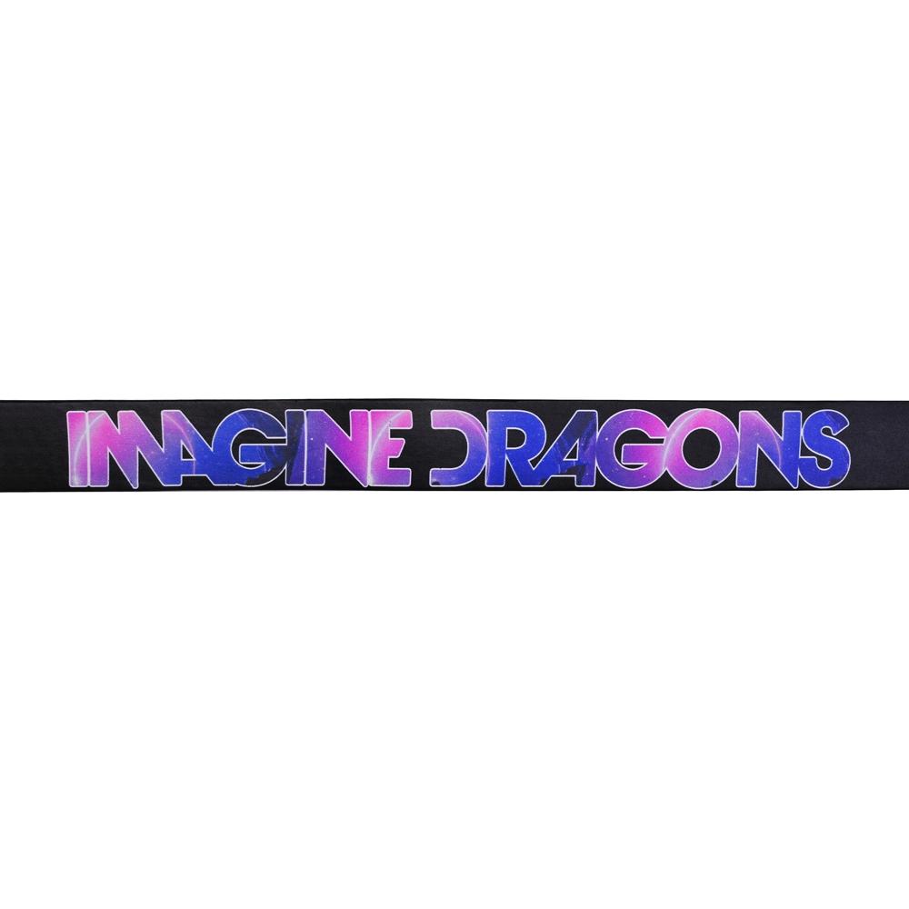 ремень с печатью IMAGINE DRAGONS 0