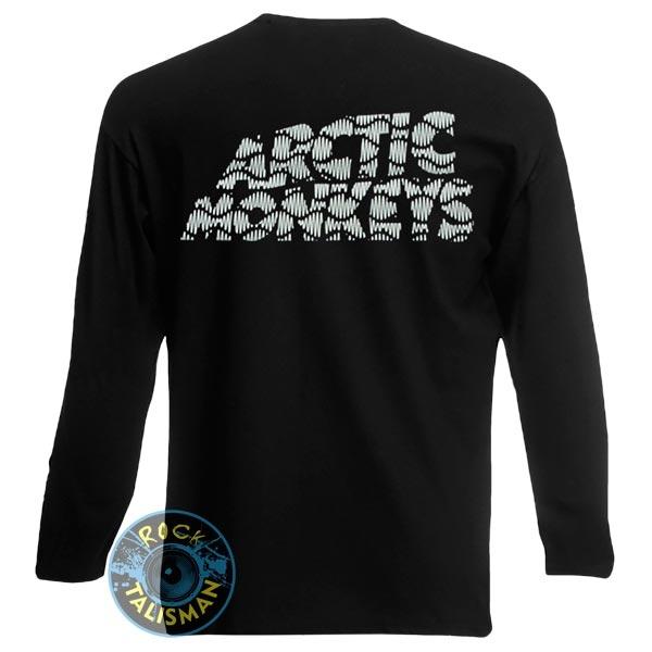 футболка длинный рукав ARCTIC MONKEYS 0