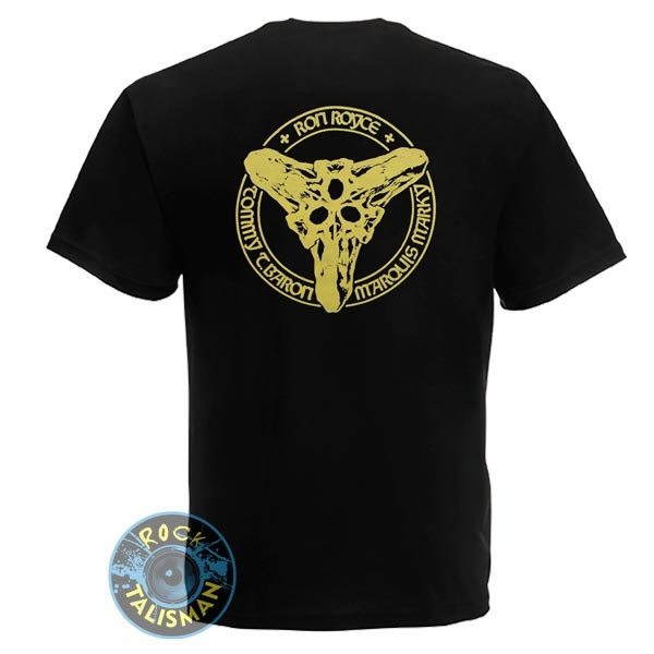 футболка CORONER  Punishment For Decadence  0