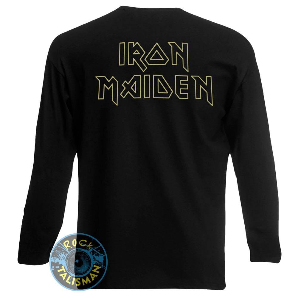 футболка длинный рукав IRON MAIDEN Fear Of The Dark 0