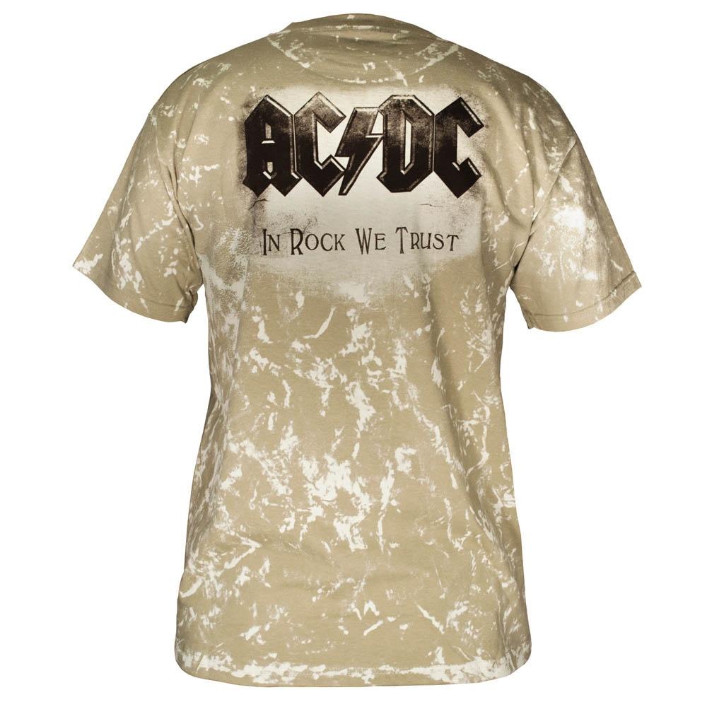 футболка AC/DC in Rock We Trust full print 0