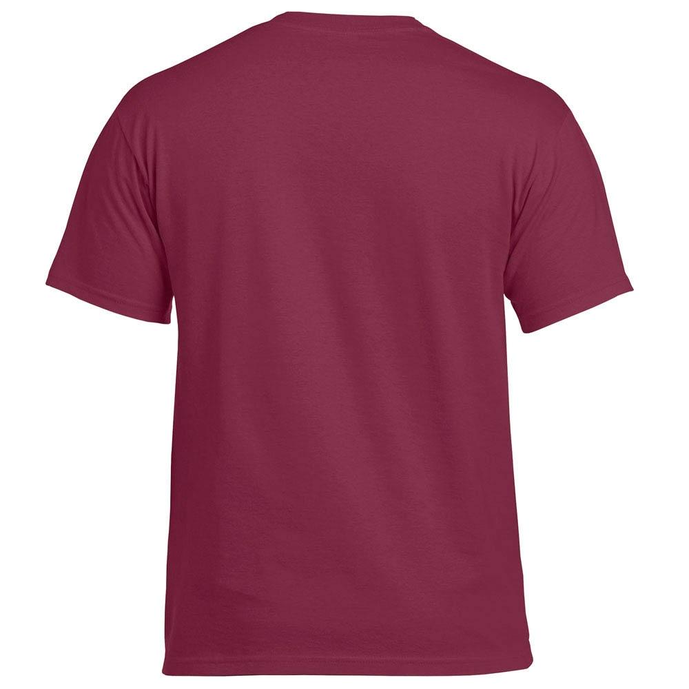 футболка Fruit Of The Loom бордовая 0