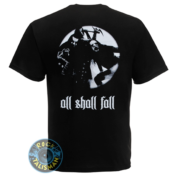 футболка IMMORTAL  All Shall Fall 0