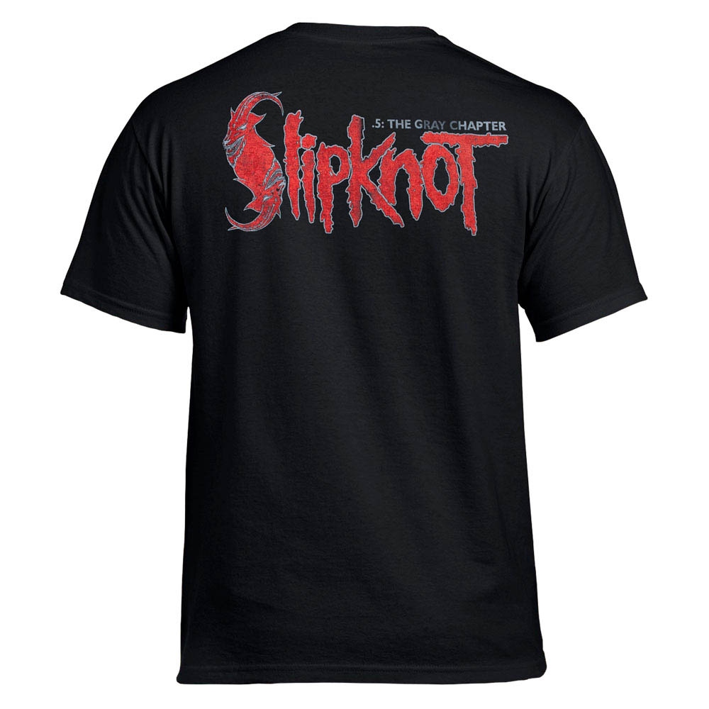 футболка SLIPKNOT 5:The Gray Chapter Band 0