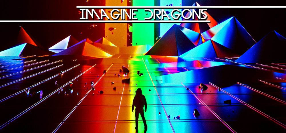 Чашка IMAGINE DRAGONS Believer 0