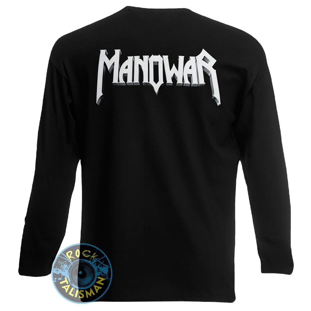 футболка длинный рукав MANOWAR The Final Battle 0