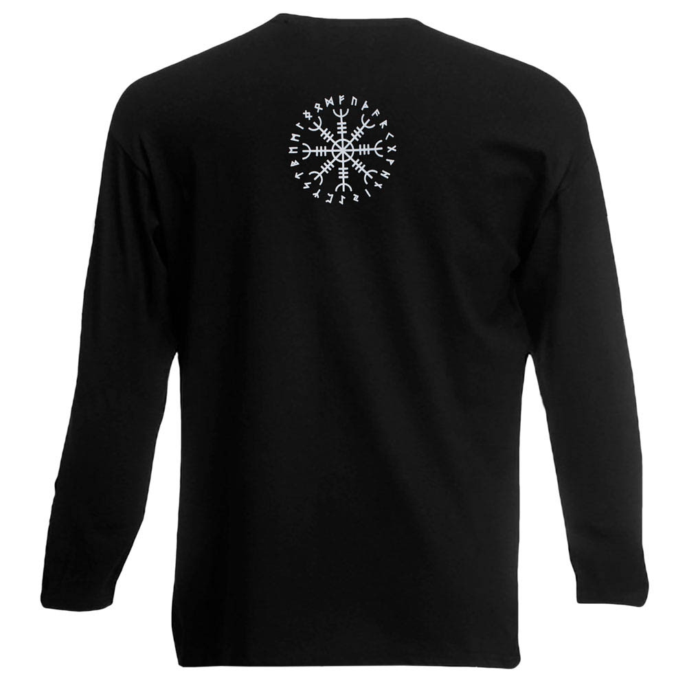 футболка длинный рукав ШЛЕМ УЖАСА 0