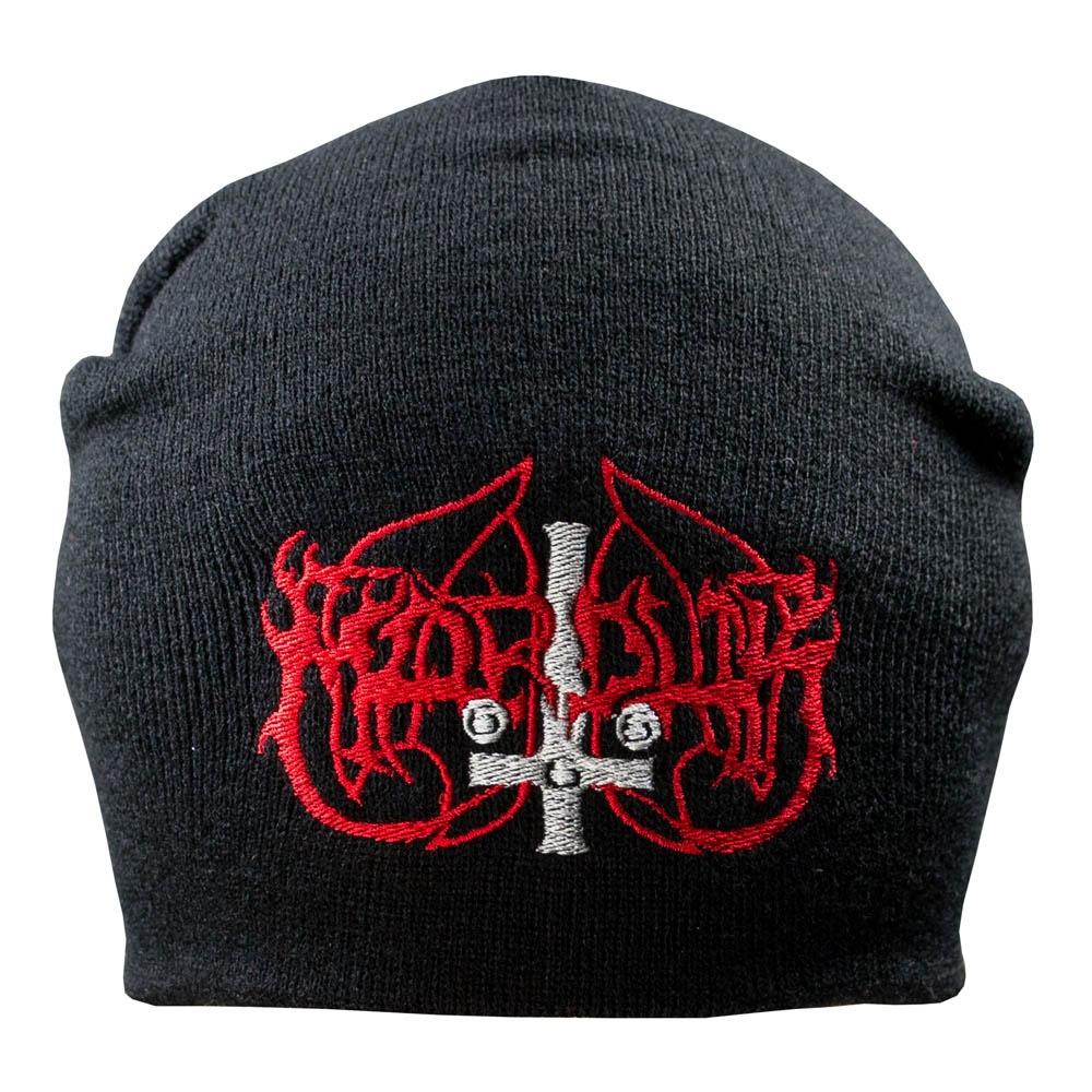 шапка бини с вышивкой MARDUK 0
