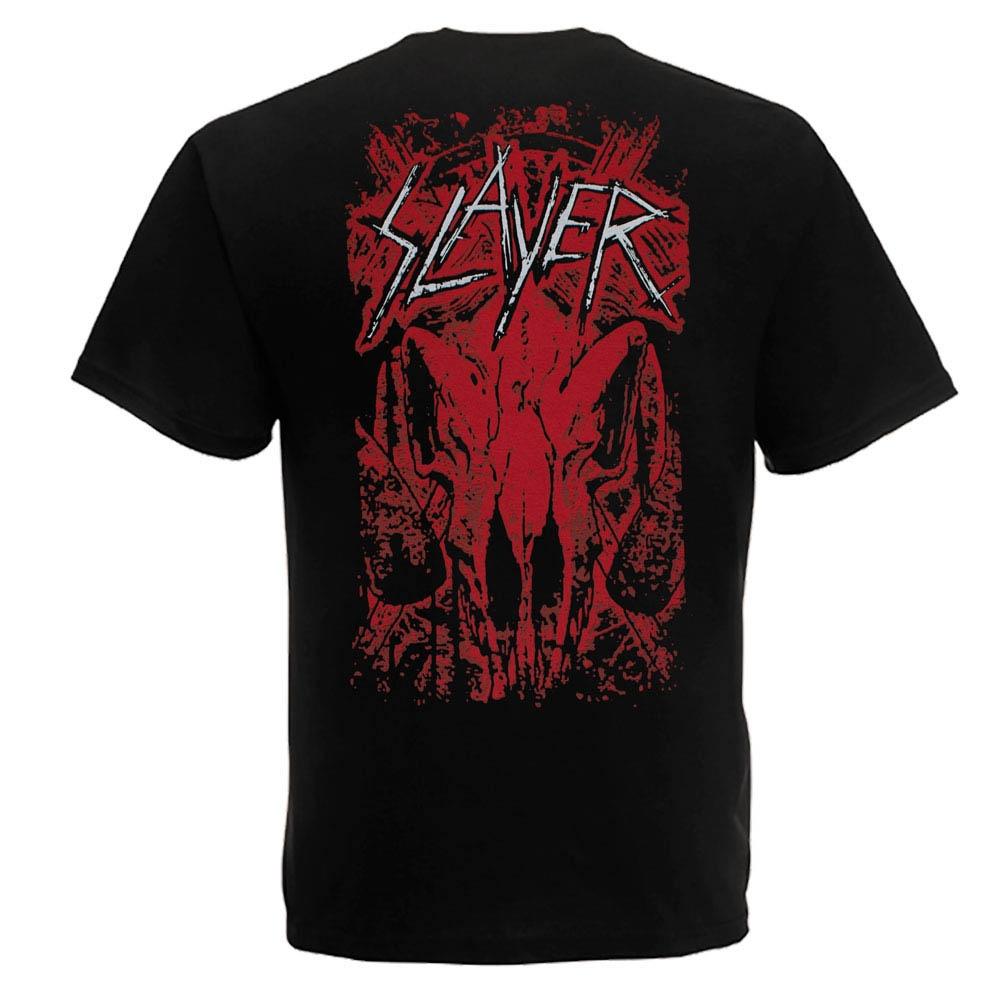 футболка длинный рукав SLAYER Mongo Goat 0