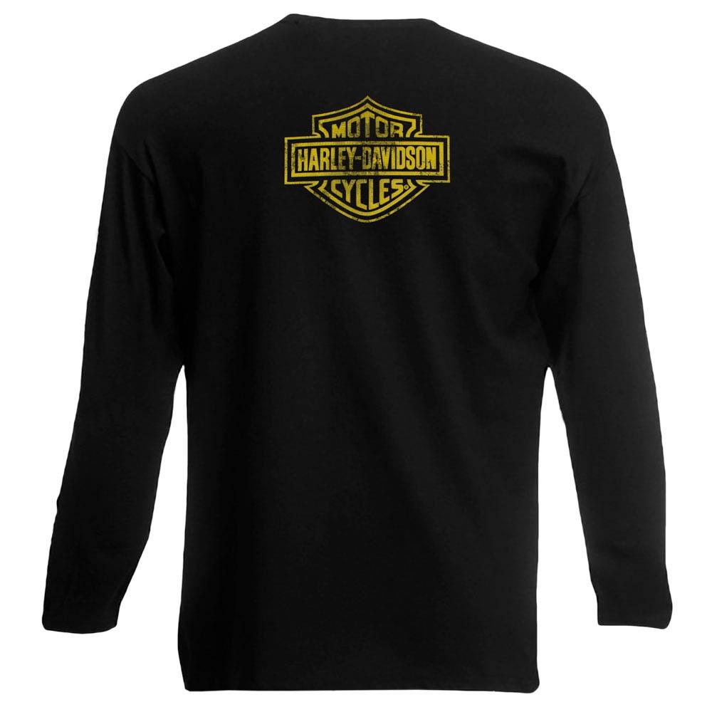 футболка длинный рукав HARLEY DAVIDSON  Built To Last 0