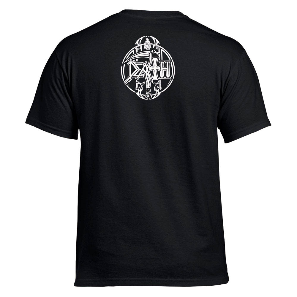 футболка DEATH New Logo 0