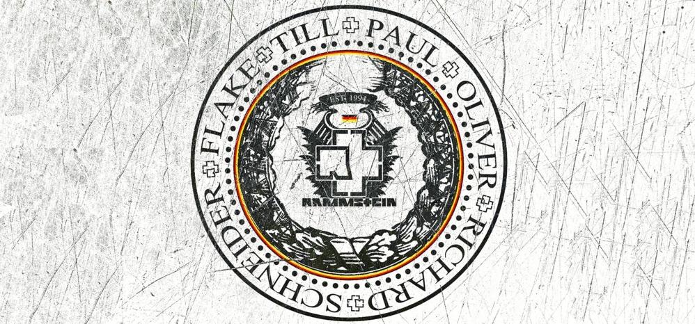 Чашка RAMMSTEIN Est 1994 0