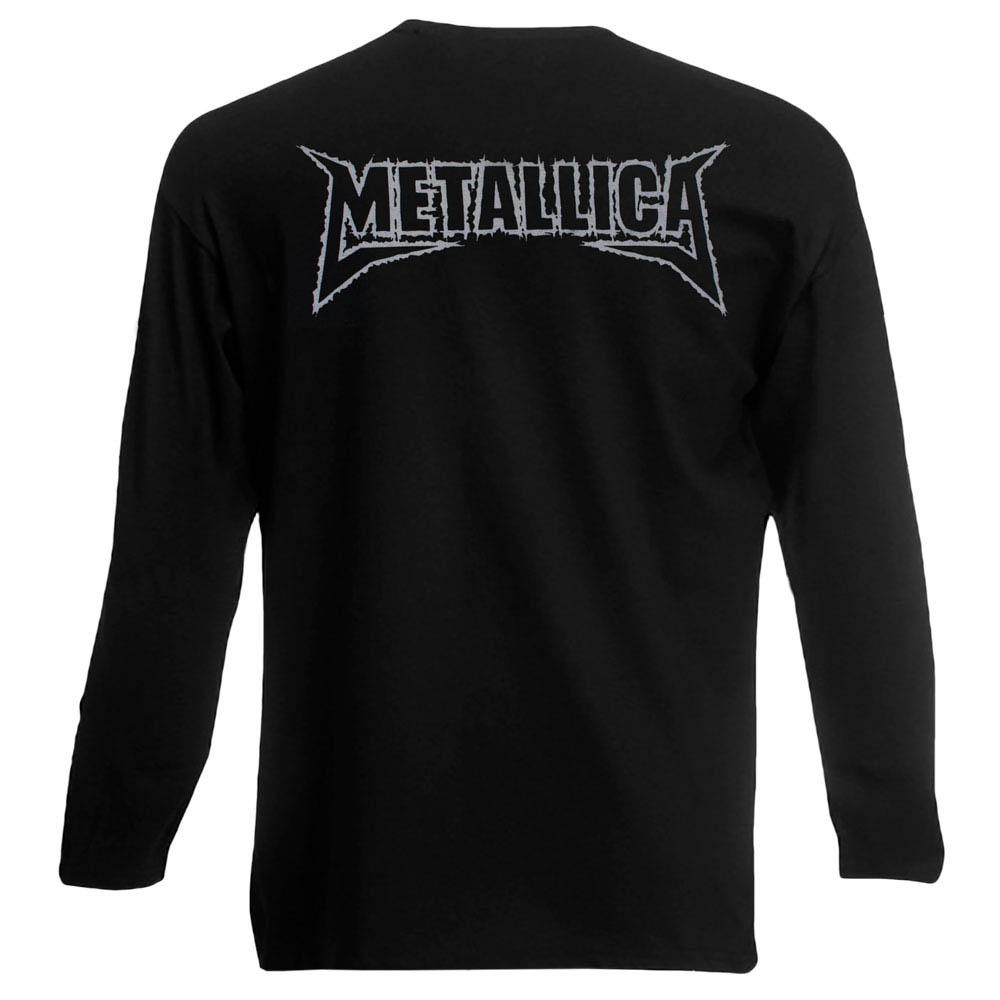 футболка длинный рукав METALLICA St. Anger 0