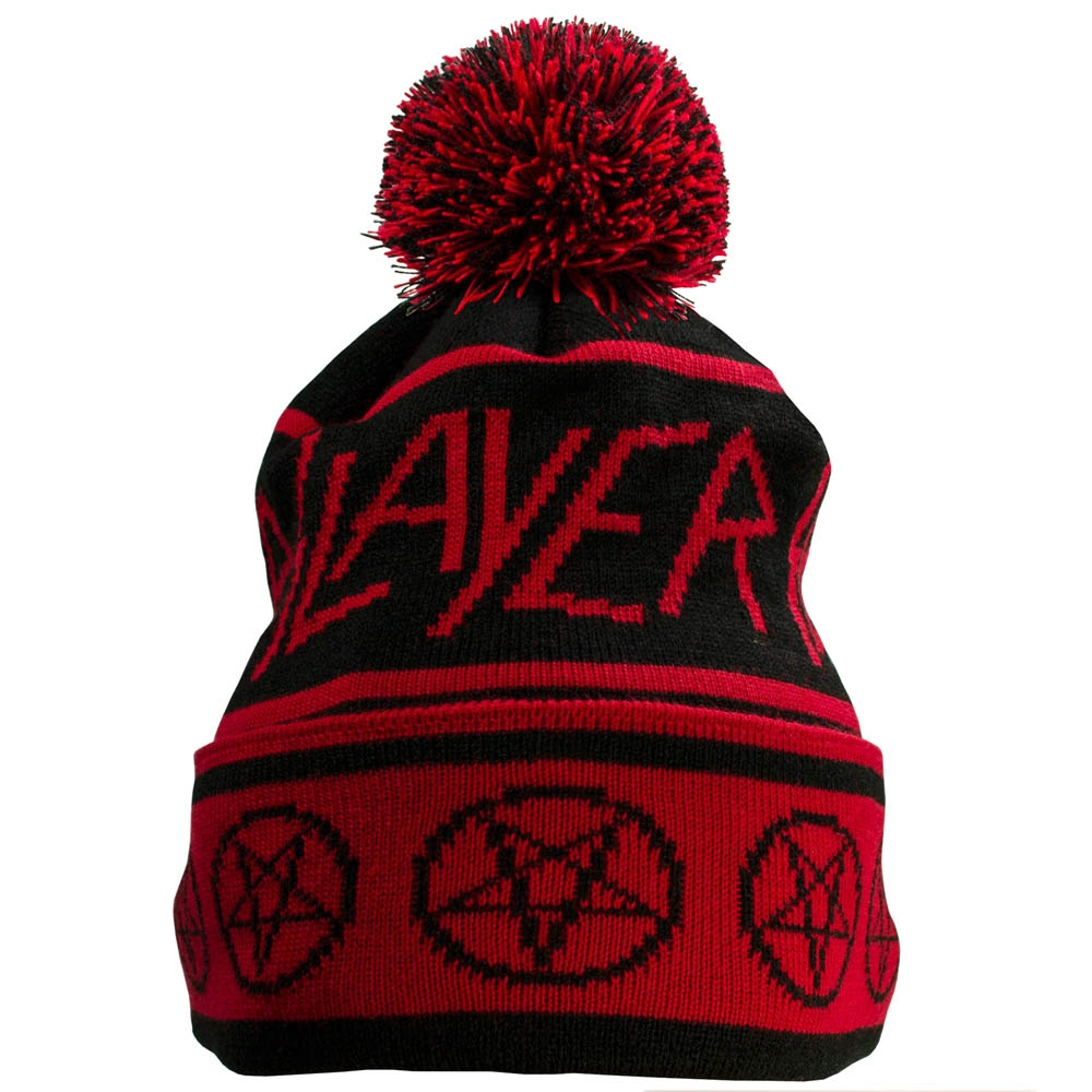 Шапка SLAYER Pentagram 0