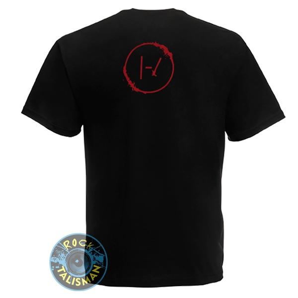 футболка TWENTY ONE PILOTS Power To The Local Dreamer 0