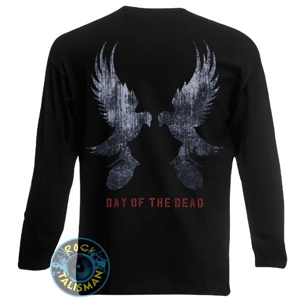 футболка длинный рукав HOLLYWOOD UNDEAD Day Of The Dead 0