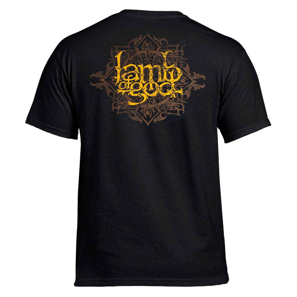 футболка LAMB OF GOD Congregation 0