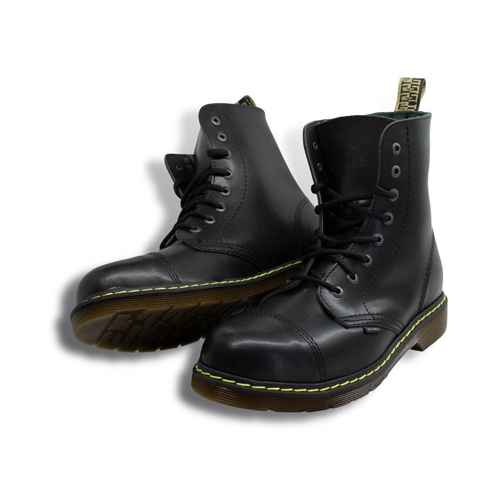 ботинки STEEL 113/114/AL/KEN/124-BLK 0