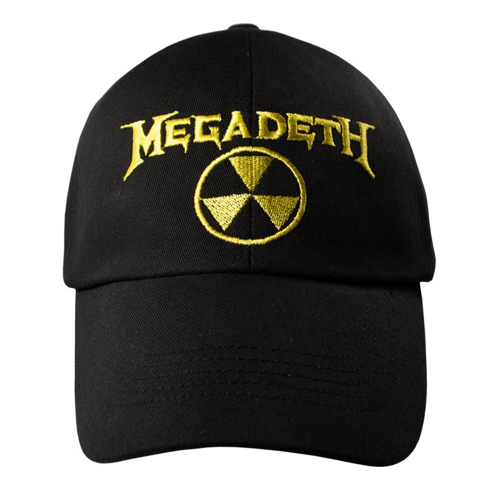 бейсболка MEGADETH Radioactive 0