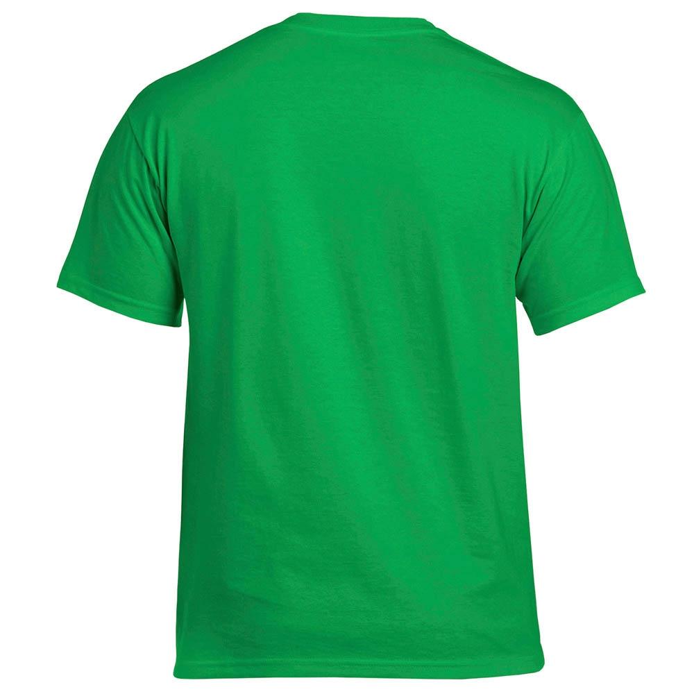 футболка Gildan ярко-зеленая 0