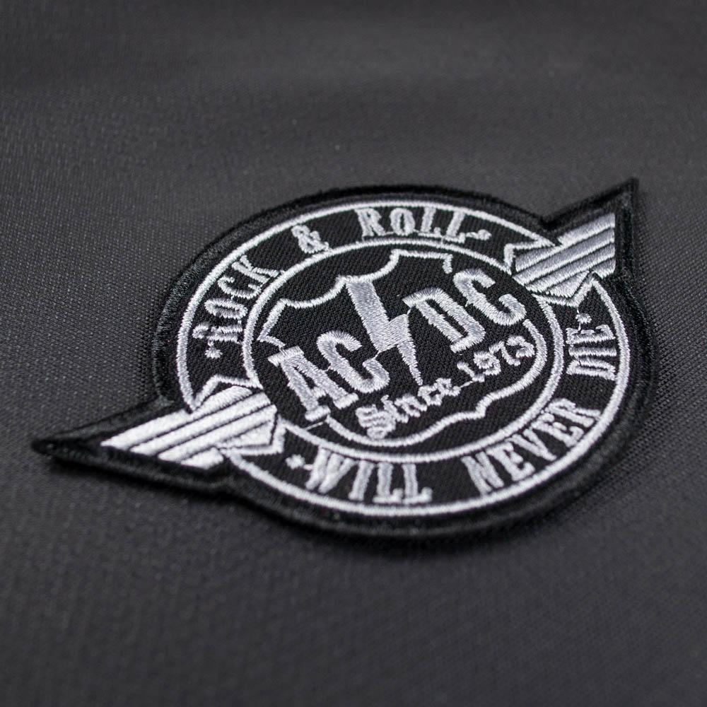 нашивка с вышивкой AC/DC 6 Rock N Roll 0