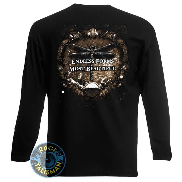 футболка длинный рукав NIGHTWISH Endless Forms Most Beautiful 0