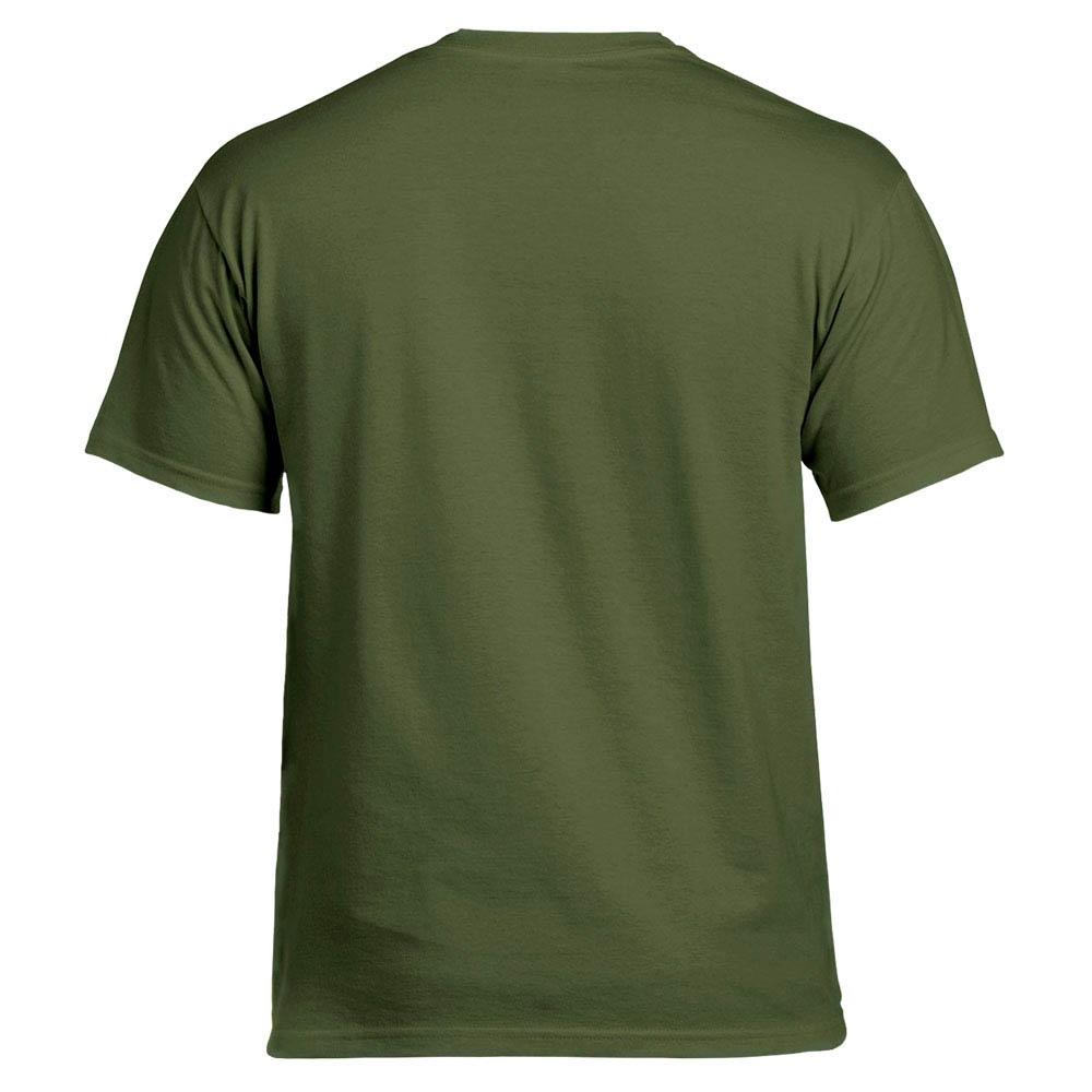 футболка Gildan оливковая 0