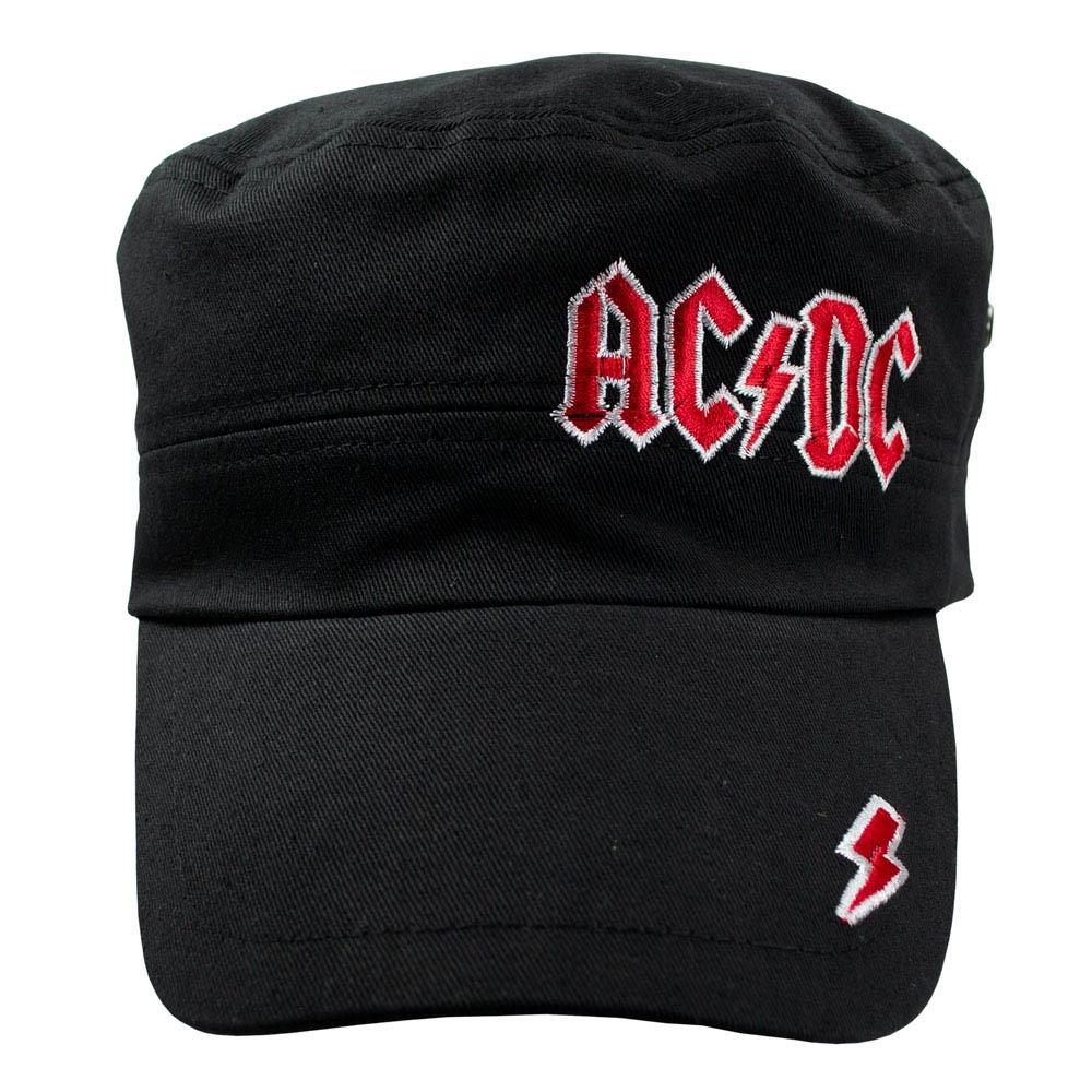 кепка AC/DC Red Logo 0