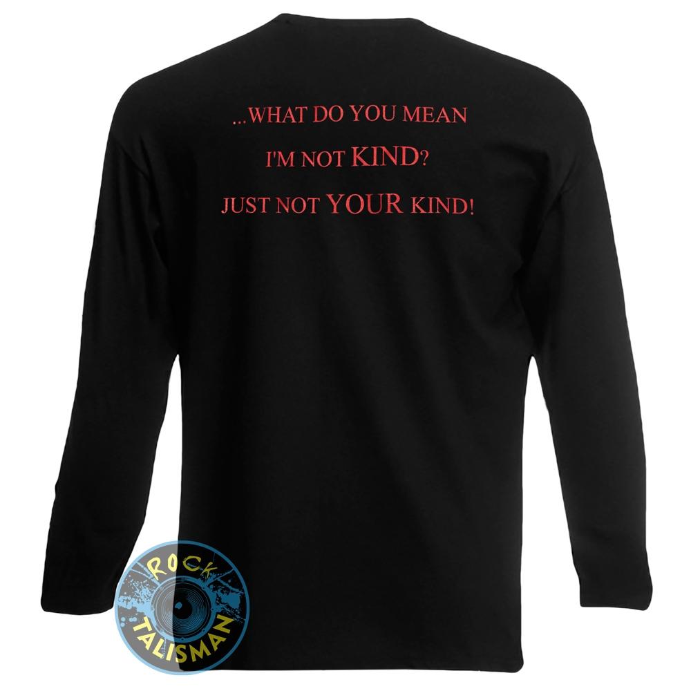 футболка длинный рукав MEGADETH Peace Sells 0