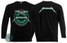 футболка длинный рукав METALLICA Seek And Destroy 1