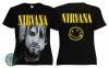 футболка женская NIRVANA (К. Cobain) 1