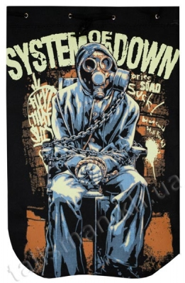 рюкзак SYSTEM OF A DOWN Gas Mask